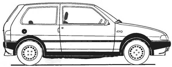 Fiat Uno 600